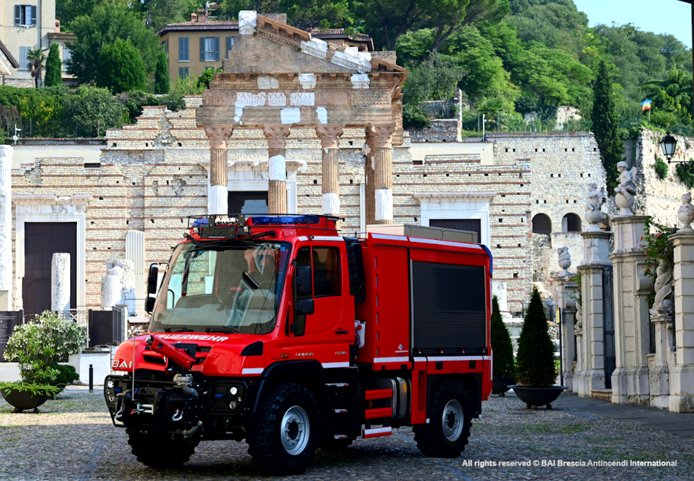 Unimog capitolinoBS agg rights low