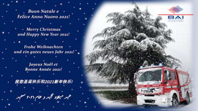 BAI wishes you all Joyful Holidays, a Merry Christmas, and a Happy New Year 2021!